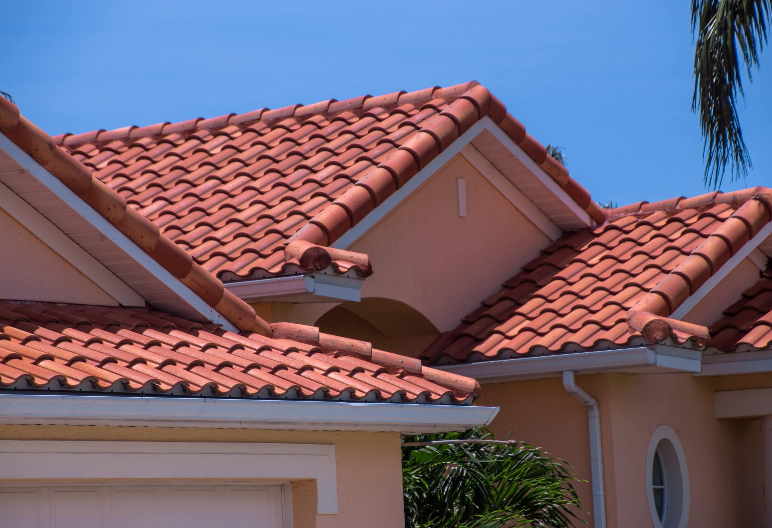 Tile roof inspection and repair